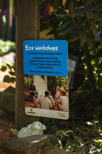 Eco Workshops at Kimbriki